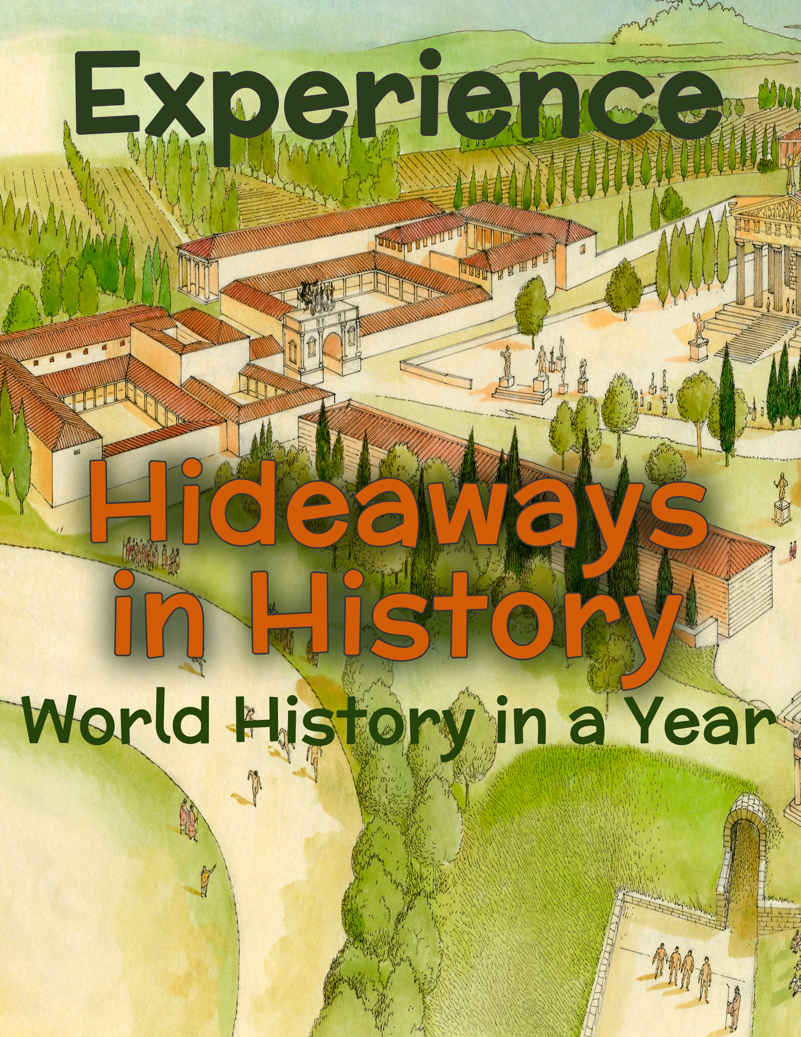 Hideaways in History EXPERIENCE Cover